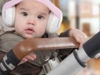 Hallást védő fültok babáknak és gyerekeknek
