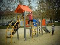 Megújult egy játszótér Szombathelyen