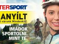 Újranyílt a szombathelyi Intersport