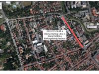 Átadták a Jókai utcát, lezárták a Dózs György utcát