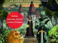 Legendás Lovagkor - Az apród titkos küldetése ÚJ kiállítás és kalandjáték