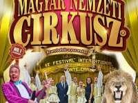 Kedvezményes jegyvásárlási lehetőség a Magyar Nemzeti Cirkuszba - csak olvasóinknak!