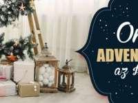 Online Adventi Vásár az Imamival
