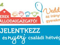 A KidsOasis idei első nagy kampányában a tavalyi nagy sikerre való tekintettel újra a gyermekeket szólítja meg.