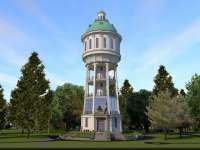 Megújul a Víztorony é vele várhatóan a KRESZ Park is!